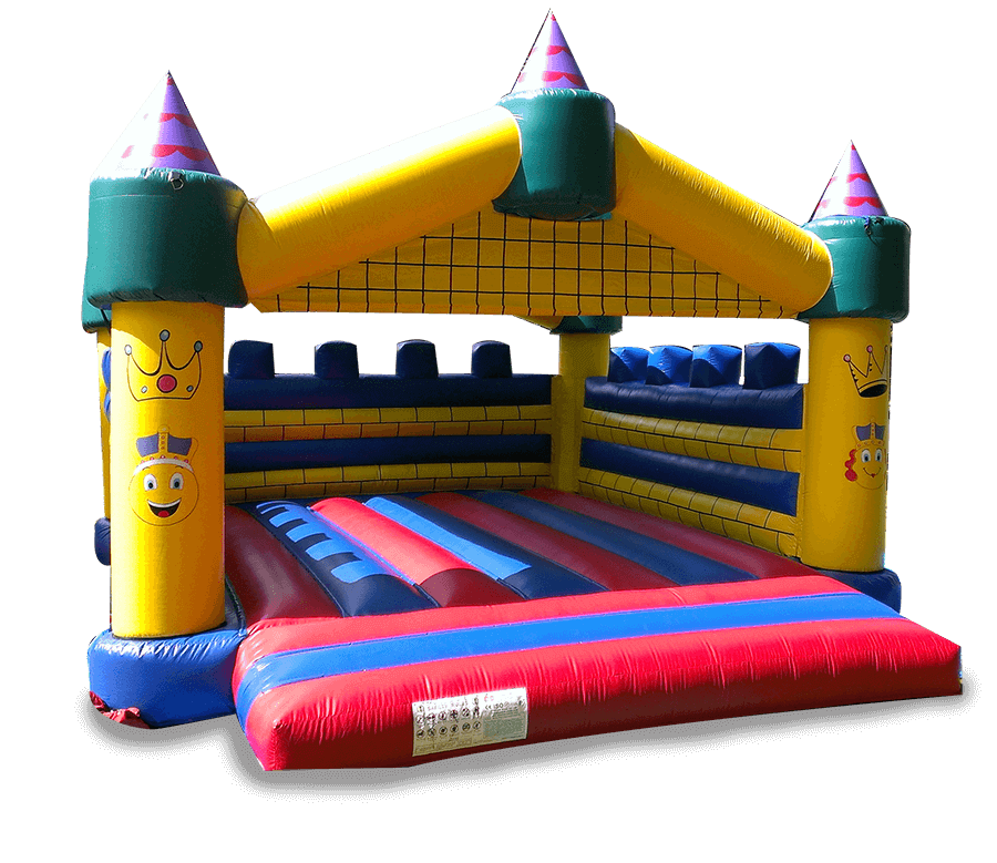 Kings & Queens Inflatable Bouncy Castle