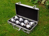 Boules Set on Grass