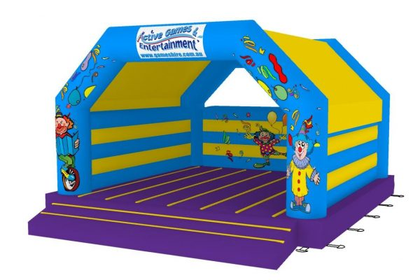 7m Inflatable Circus Bounce Bouncy Castle