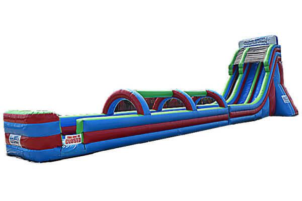 2 Lane Mega Slide